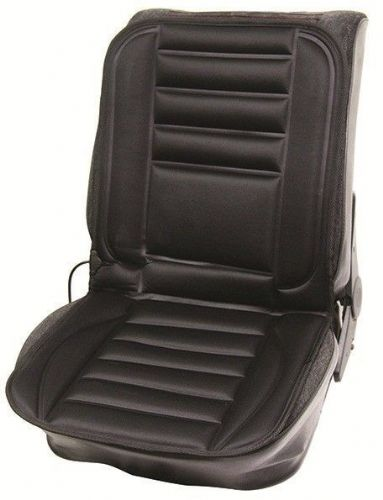 HEATED CUSHION 12V BLACK CAR